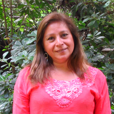 Teammember Myriam Conejeros