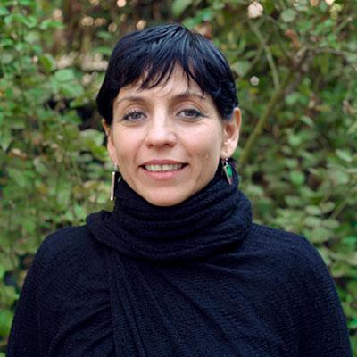 Teammember Sandra Concha