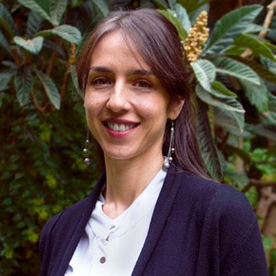 Teammember Carla Cordero